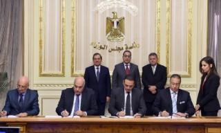 بروتوكول تسوية مديونيات شركات وزارة قطاع الأعمال العام لصالح البترول